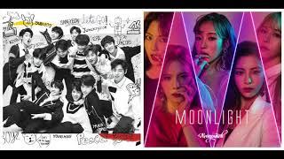 NEONPUNCH (네온펀치) - MOONLIGHT x THE BOYZ (더 보이즈) - BOY (소년) remix