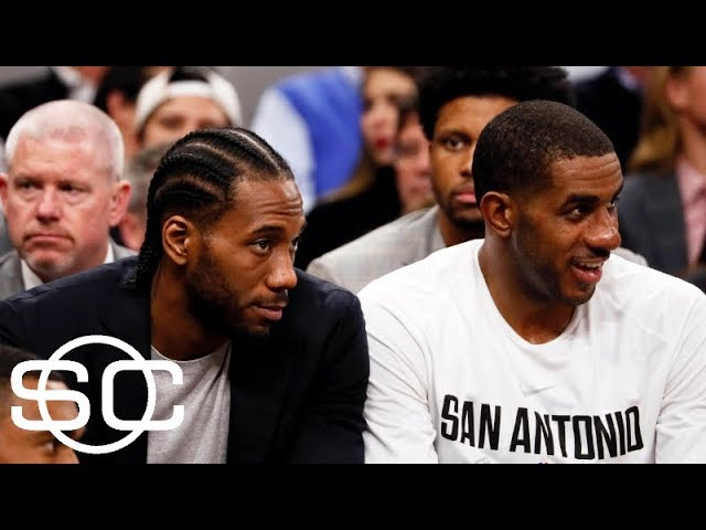 Woj: Kawhi Leonard could return to the Spurs by March | SportsCenter | ESPN