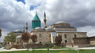 Visiting Konya, Turkey: City Of Tulips, Tourism And Tea (Oh My God, So Much Tea…)