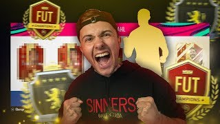 FIFA 19: Mein Bester PLAYER PICK 😱🔥 Fut Champions + Division Rivals Rewards!