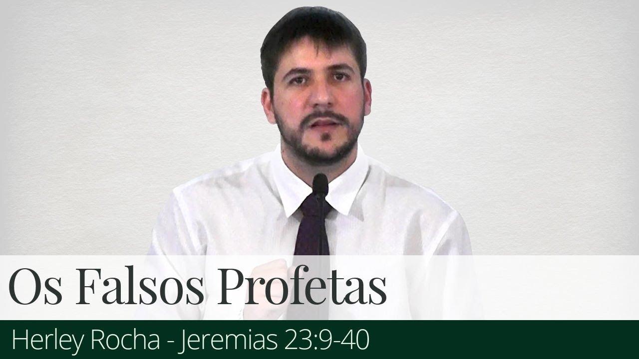 Os Falsos Profetas - Herley Rocha