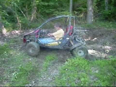 150cc Carbide Go Kart