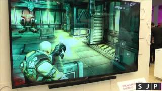 Worlds First Wireless Ultra HD Gaming via LG Optimus G