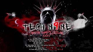 Tech N9ne Verse Compilation XXXV