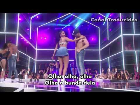 Nicki Minaj - Anaconda Live ( Legendado )