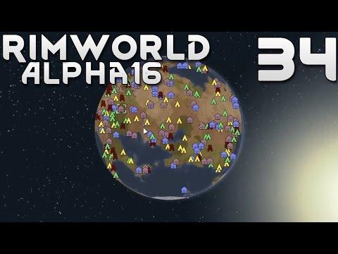 Прохождение RimWorld Alpha 16 EXTREME: #34 - ВЕРНУТСЯ ИЛИ УМРУТ!