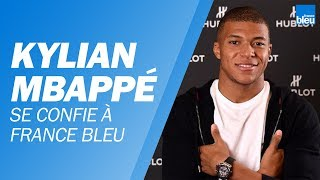 Ballon d'or, équipe de France, Football Leaks : Kylian Mbappé se confie à France Bleu