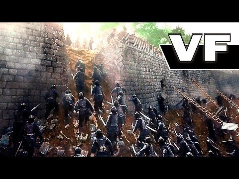 THE FORTRESS Bande Annonce VF (2018) EXCLU