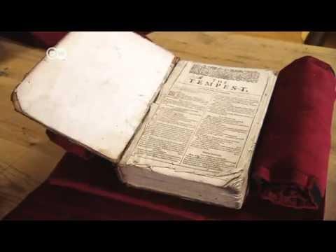 اكتشاف نسخة تاريخية من أعمال شكسبير | الجورنال