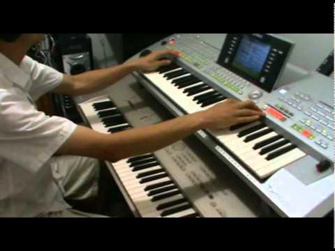 Marys Boy Child  Yamaha Tyros 2 and Korg Triton Studio