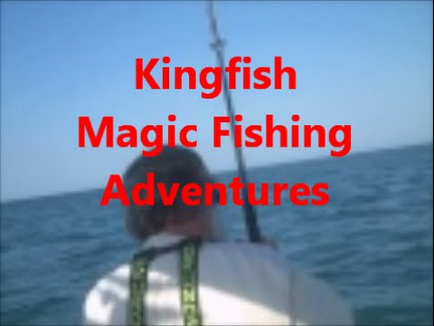 Fishing for Kingfish, King Mackerel, King Fish/Sarasota FL