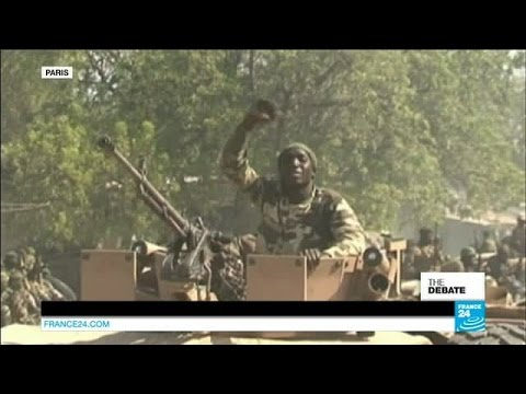 Boko Haram Violence: Can Nigeria and regional forces defeat the jihadist group?