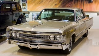 1967 Chrysler Imperial Crown Coupe - Jay Leno's Garage
