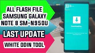 Flash File Samsung note 8 N950U