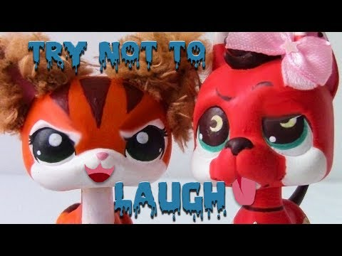 LPS: TRY NOT TO LAUGH #9 (IMPOSSIBLE GIGGLE EDITION)