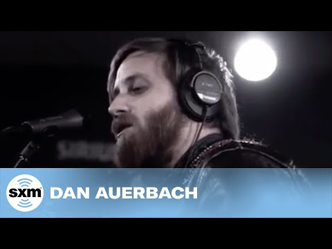 "Dan Auerbach ""Trouble Weighs A Ton"" Live on SiriusXMU"
