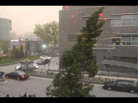 The Great Beijing Sandstorm, April 15, 2015