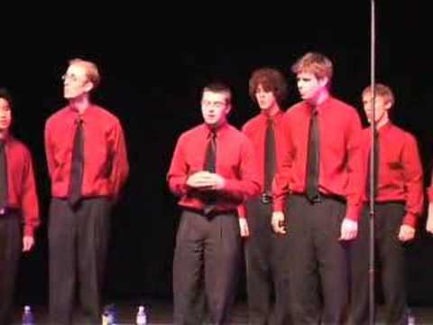 2005 Miami U. Cheezies a cappella: Nothing Fancy Video