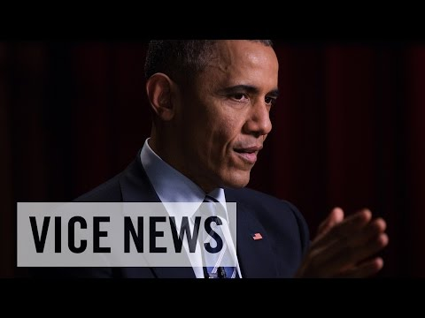 President Obama On Political Gridlock And Dysfunction: The VICE News Interview