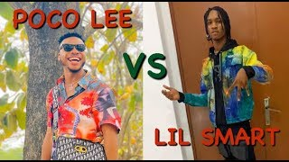Poco lee vs Lil smart who has the best dance skill