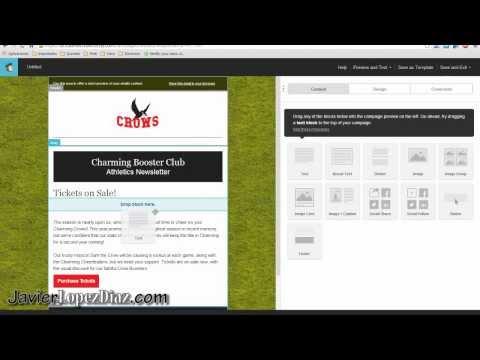 Pruebas A/B Email Marketing con Mailchimp