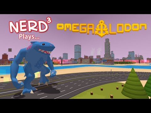 Nerd ³ Plays... Omegalodon