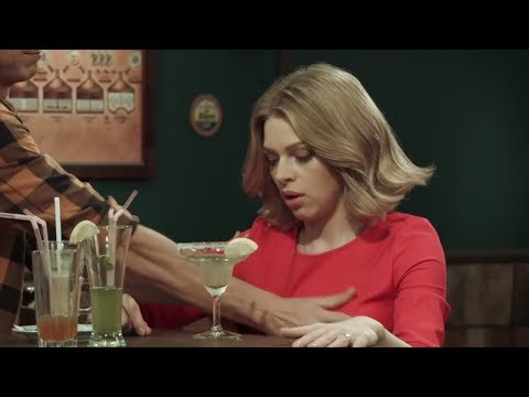 Девушка пошла в бар и кажется теперь у нее новый муж, дегустация На троих | Дизель Студио жена