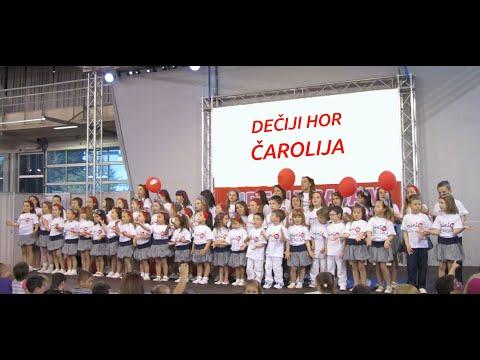 Deciji hor Carolija Deca su ukras sveta