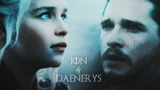 » jon & daenerys {+07x05} | without you.
