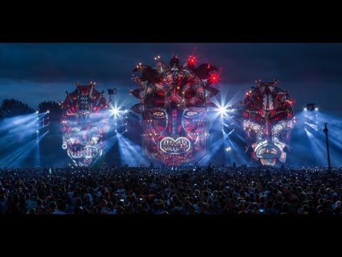 Defqon.1 Festival 2013 | Endshow Saturday | Official Q-dance Video