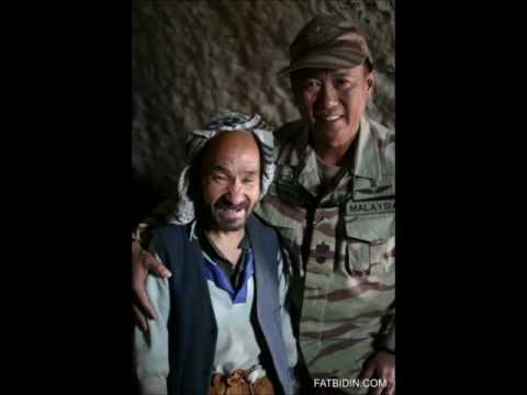Malaysian Troops in Afghanistan ft. Chris Daughtry - Home