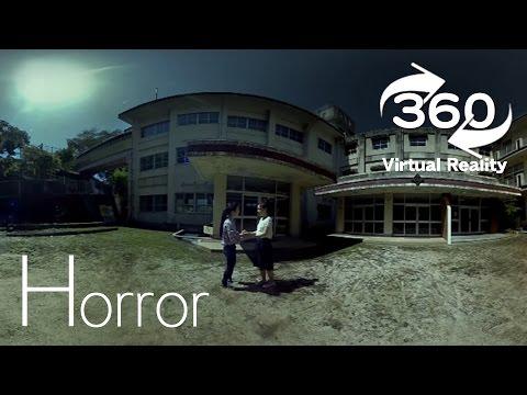 360°VR動画 幽霊を探せ!!ホラー「友引」あなたは何回見つけられる?