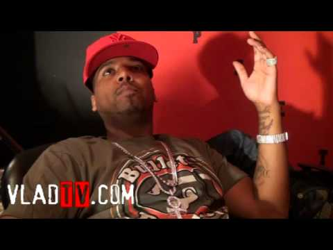 Exclusive: Juelz Santana Comments On The Jim Jones Bottle Throwing & French Montana video