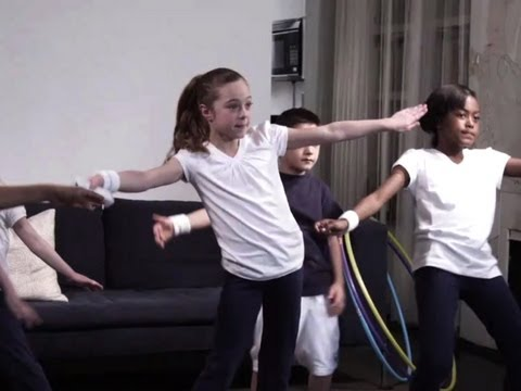 CBS This Morning - Active video games don't make kids more fit: Study
