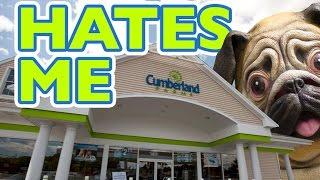 Cumberland Farms HATES ME!