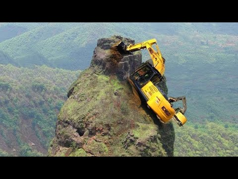 8 Excavator Doing Incredible Thing You Don't Know