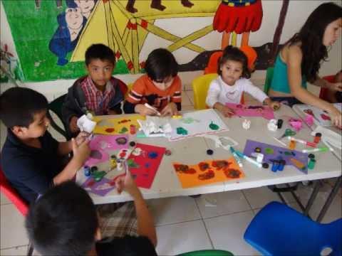Escuela b blica de verano aprendiendo m s en vacaciones - Curso manualidades madrid ...