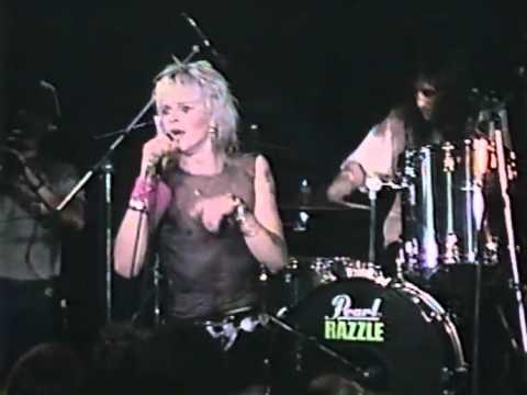 Hanoi Rocks - The Train Kept A Rollin