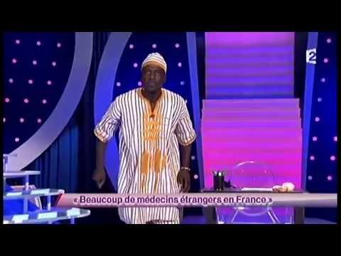 Donel Jack'sman [9] Beaucoup de médecins étrangers en France – ONDAR