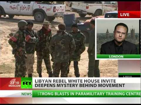 'Artificial rebels cozying up to West wrong game for Libya'