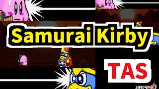 [TAS] DS Kirby Super Star Ultra Samurai Kirby Expert