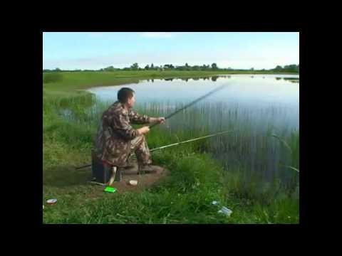 ловля карася ранней весной украина