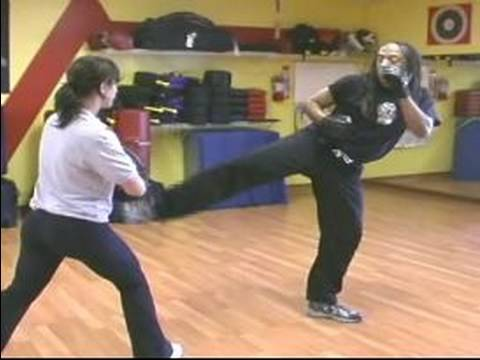Jeet Kune Do Martial Arts Techniques : Stages of Combat in Jeet Kune Do Image 1