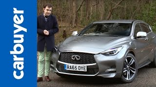 Infiniti Q30 hatchback 2016 review - Carbuyer