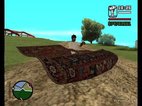Flying Carpet v.1.1