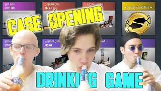 CASE OPENING DRINKING GAME - Feat. FilthyFrank & IDubbbz - CS:GO Case Opening
