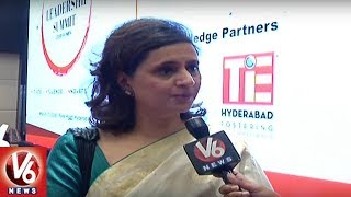 Exclusive Interview Of Indian Journalist Sagarika Ghose | Women Leadership Summit