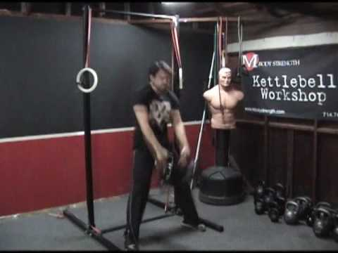 Power Kettlebell Workout 1 Image 1