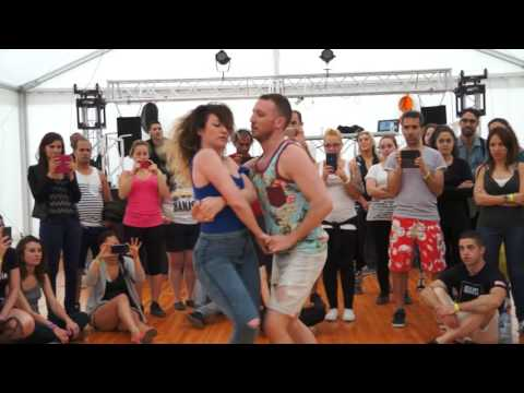 BDC2016: Daniel and Leticia ~ video by Zouk Soul