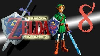 Zelda Ocarina Of Time - Cuenva Dodongo Part2 #08